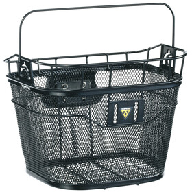 Topeak Basket Pyöräkori Etu- , musta